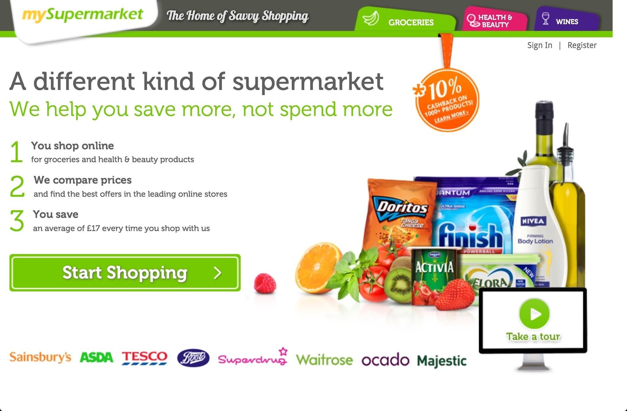 Price-check: $7.4M for mySupermarket | VatorNews