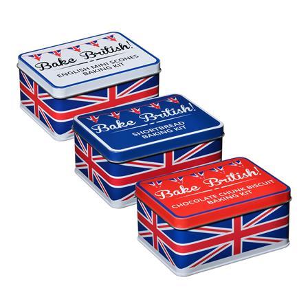 bake british