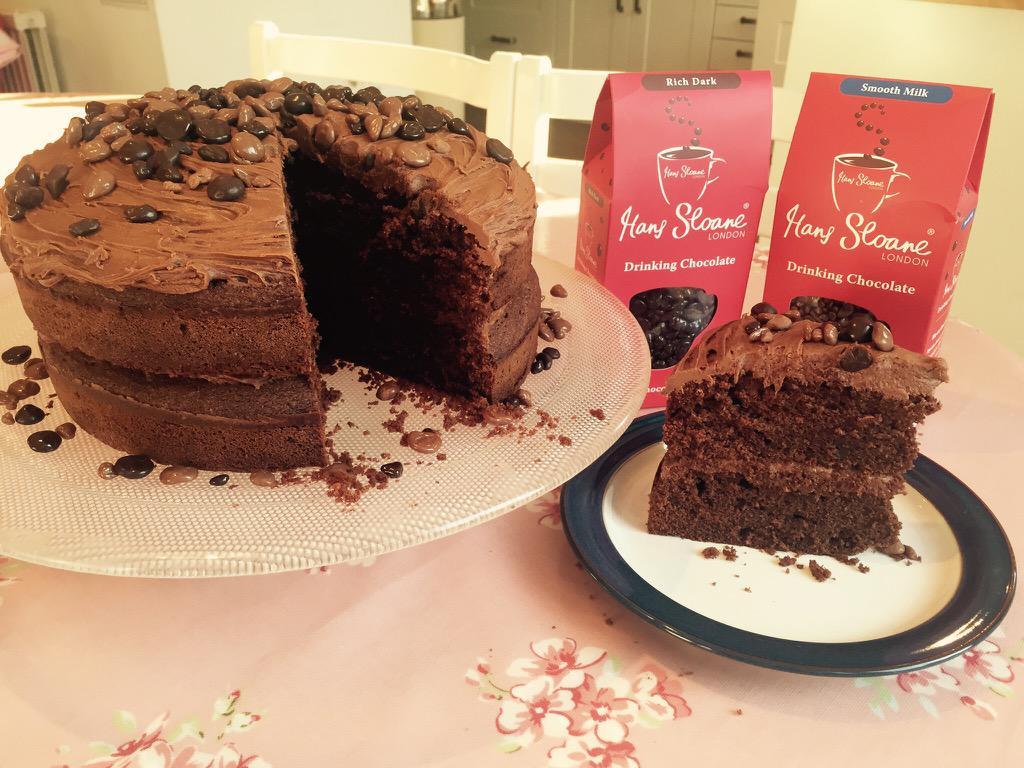 Hans Sloane Chocolate Cake